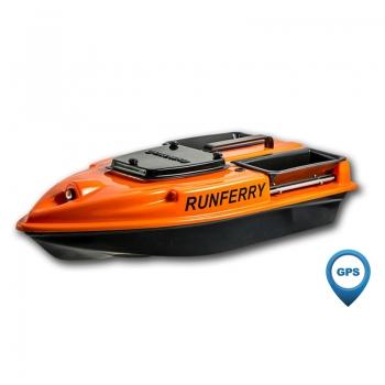 Кораблик для прикормки Grifon Camarad с GPS автопилотом