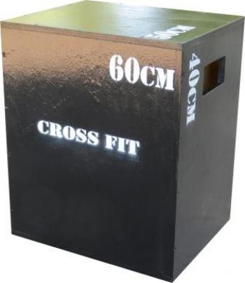 Плиометрический бокс 40-50-60 см Grifon GRIF_F08