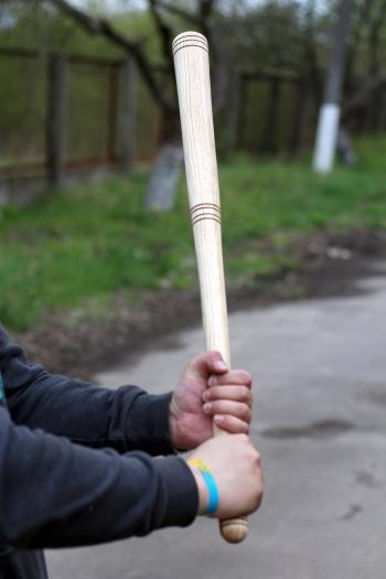Бита бейсбольная 80 см