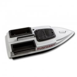Кораблик для прикормки Grifon Camarad с цветным эхолотом Toslon TF500